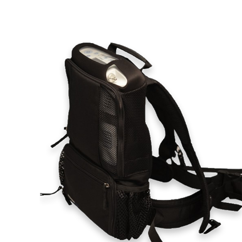 Inogen One G3 in Backpack