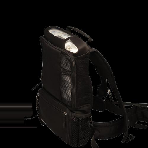 Inogen One G3 in Backpack