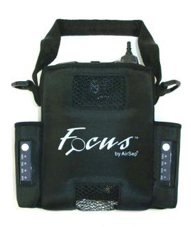 AirSep Focus Custom Carrying Case