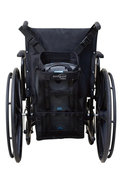 SeQual Eclipse 5 in Wheel Chair