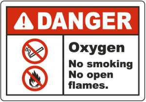 Oxygen Safety Tips