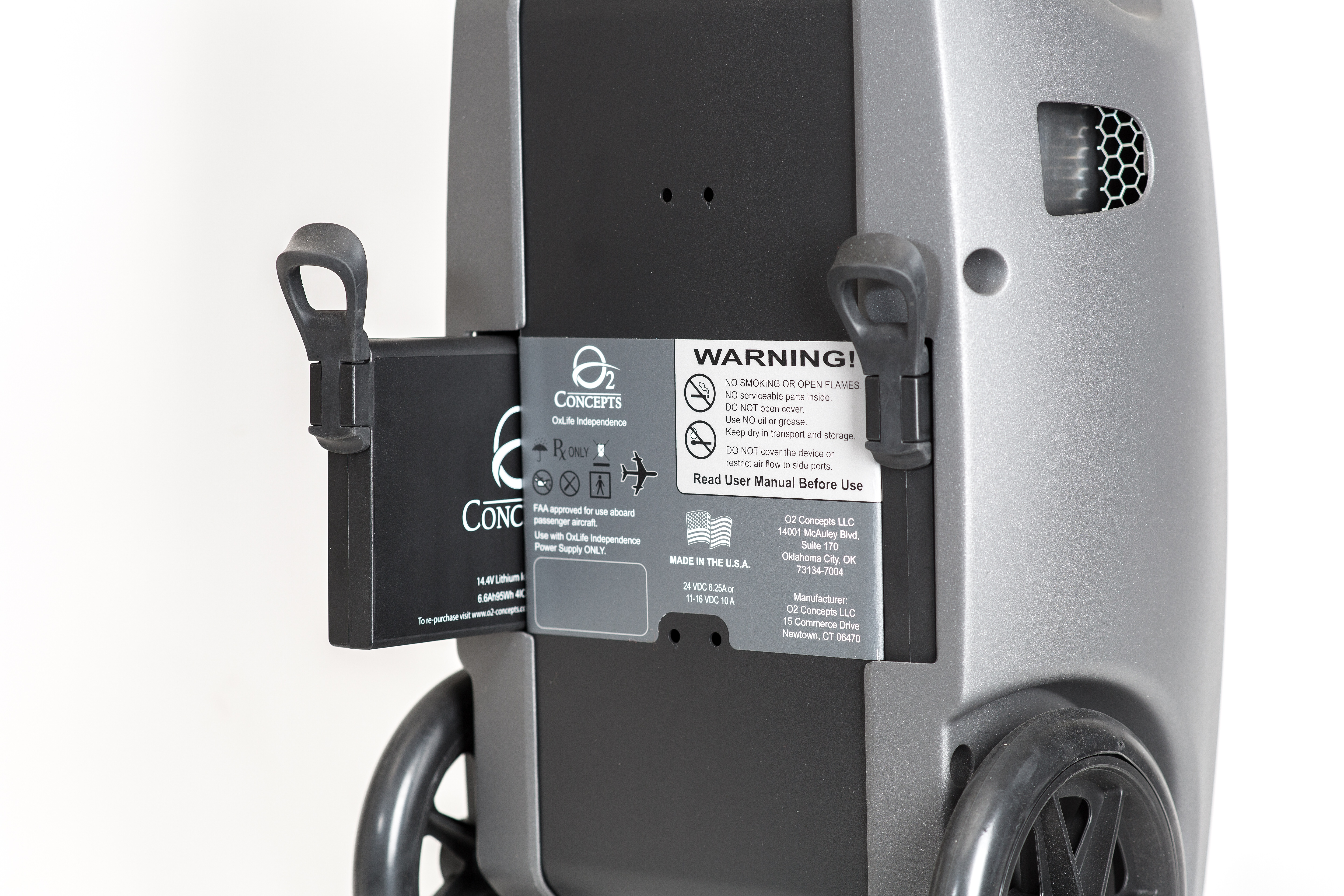 Oxlife Independence 2 Battery System