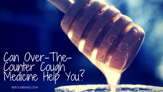 can over-the-counter cough medicine help you?