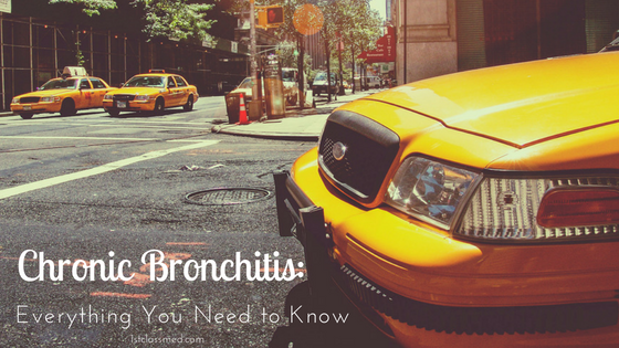 chronic bronchitis: everything you need to know
