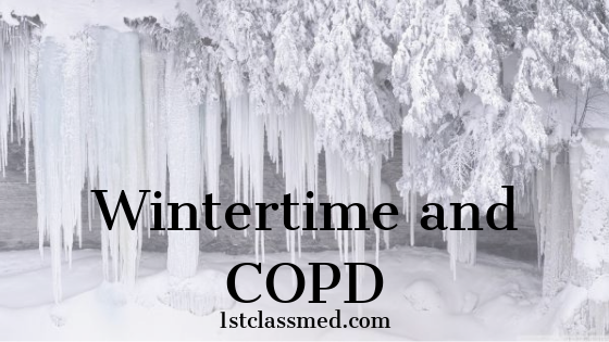 Wintertime and COPD