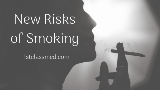 New Risks of Smoking