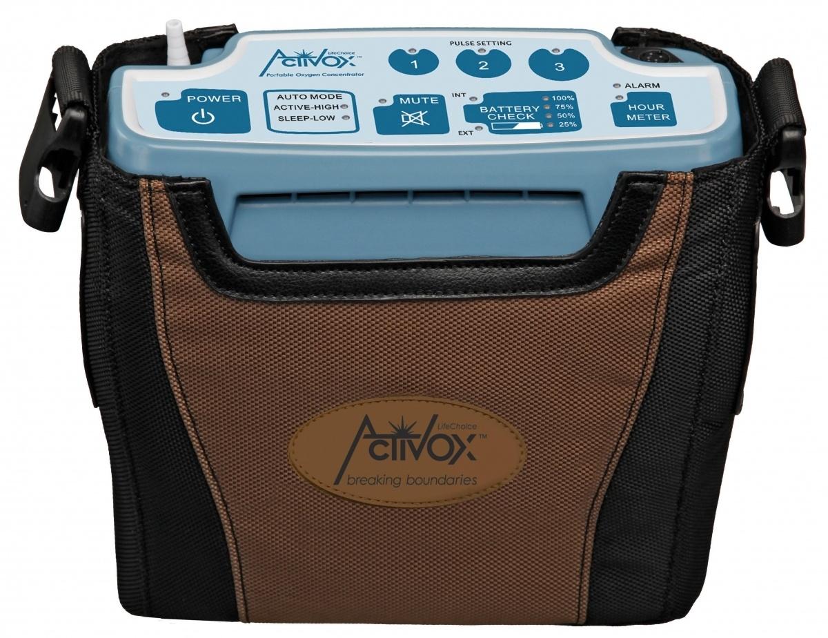 LifeChoice Activox Control Panel