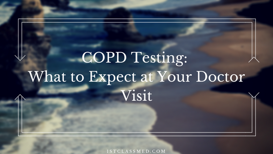 COPD Testing What to Expect at Your Doctor Visit