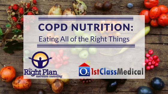 COPD Nutrition Title
