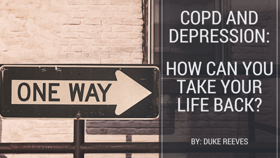 COPD and Depression Title