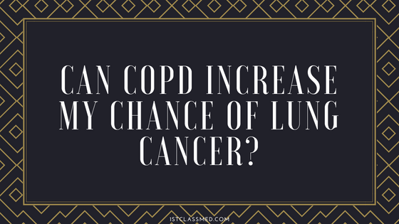 Can COPD increase my chance of lung cancer_
