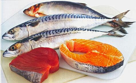 Cold Water Fish for COPD