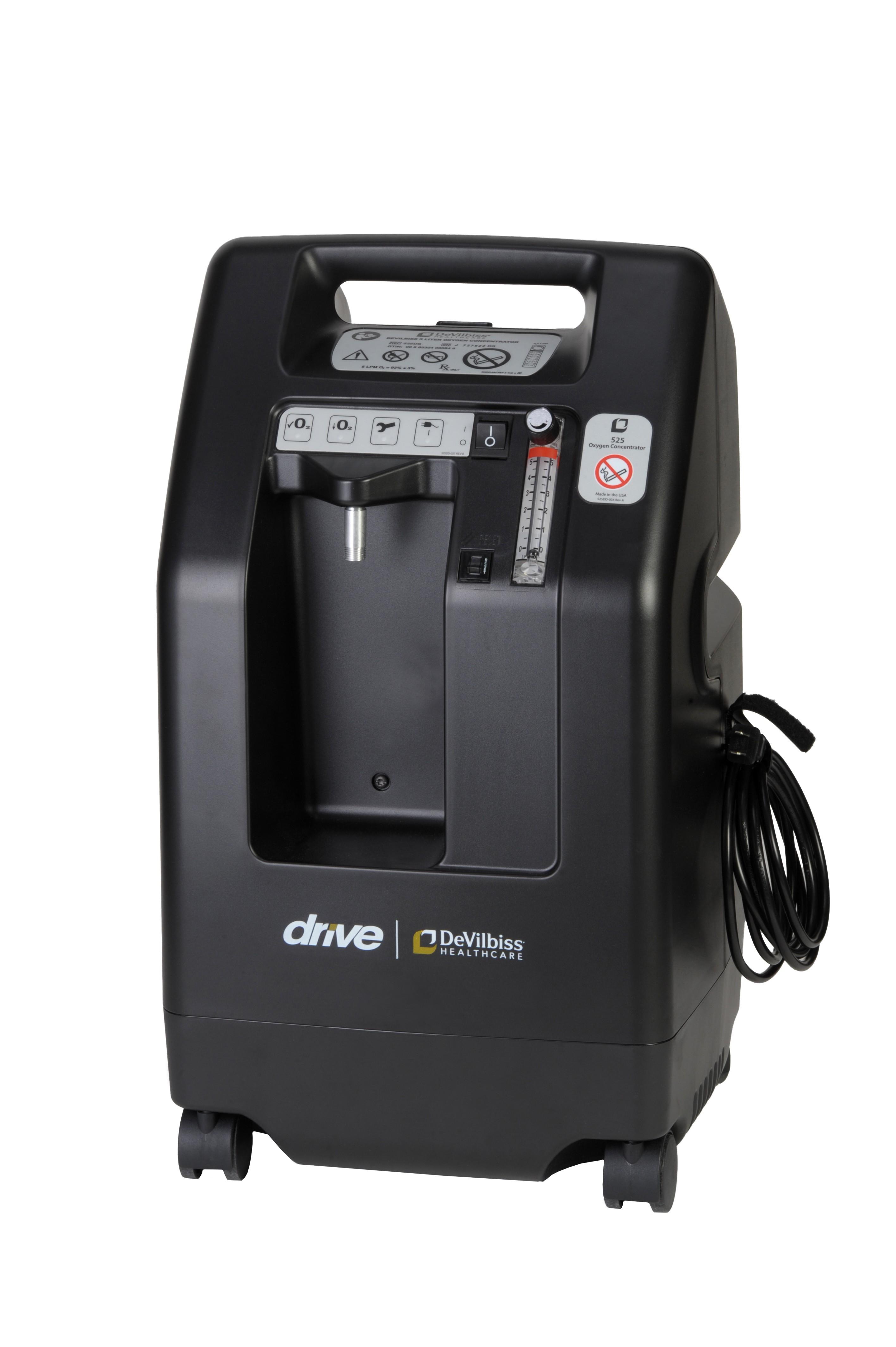 DeVilbiss 5 Liter Home Oxygen Concentrator