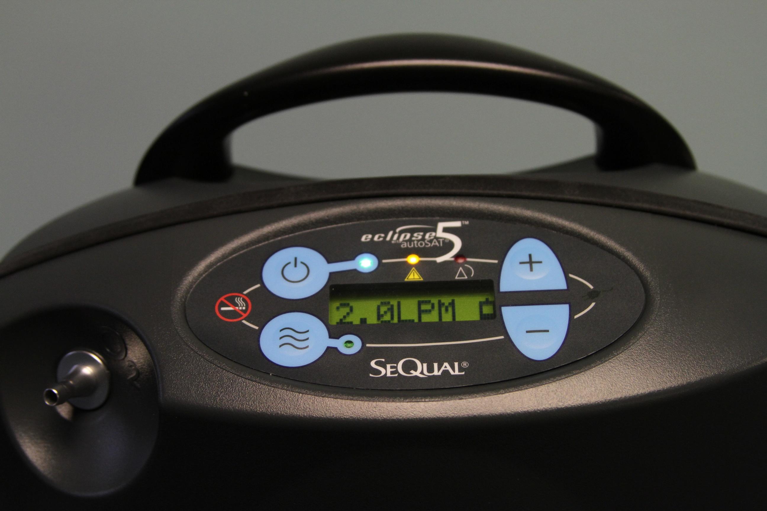 SeQual Eclipse 5 Control Panel