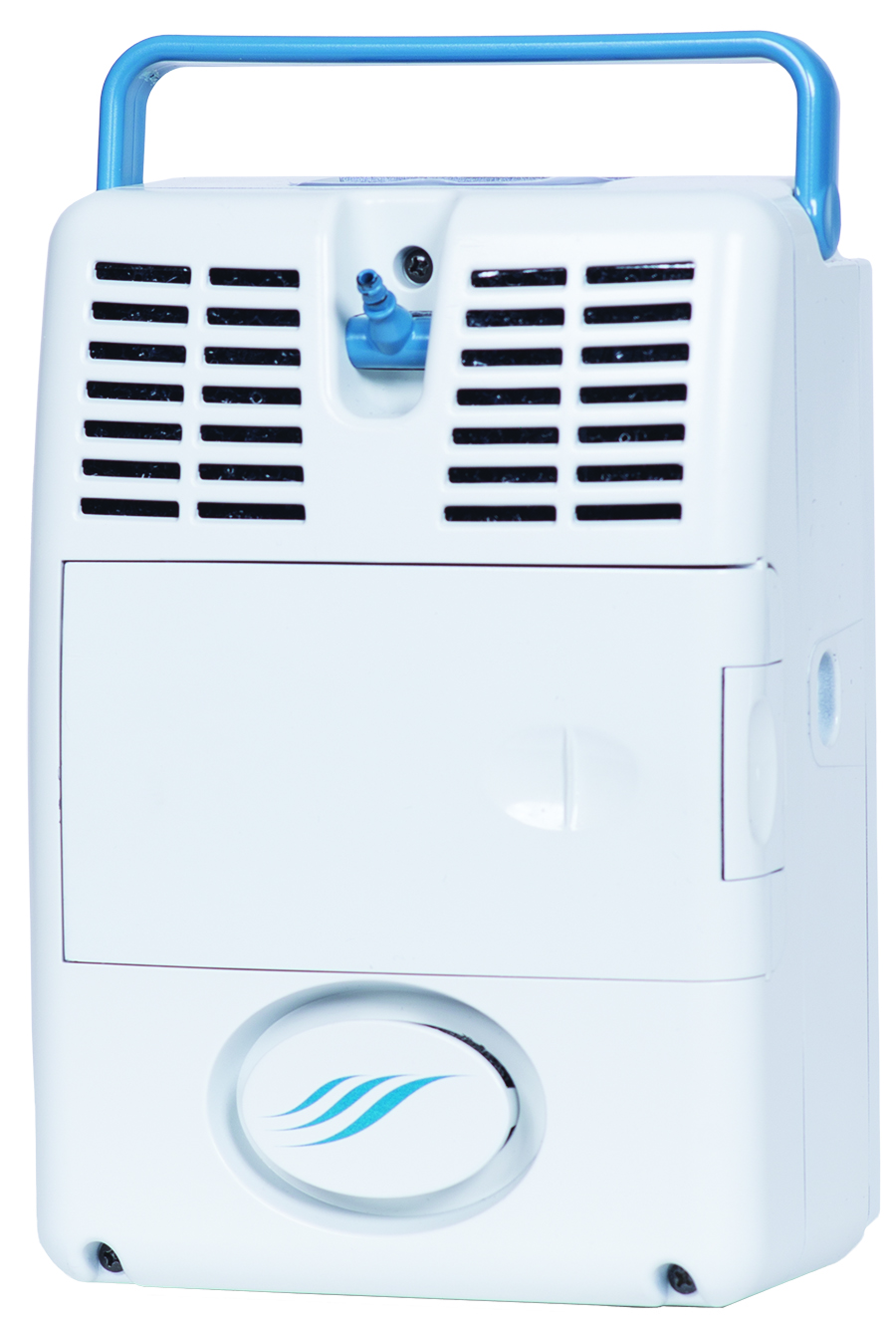 White AirSep FreeStyle 3 Portable Oxygen Concentrator