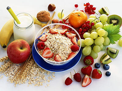Healthy Diet for COPD