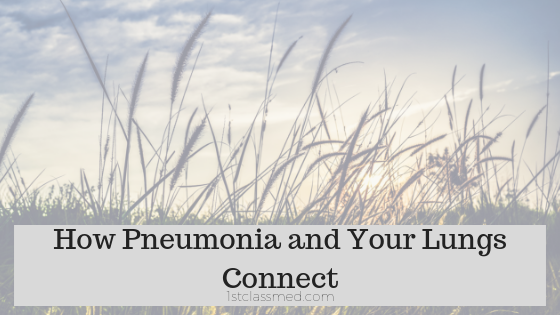How Pneumonia & Your Lungs COnnect