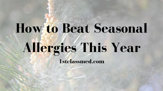 How to Beat Seasonal Allergies This Year