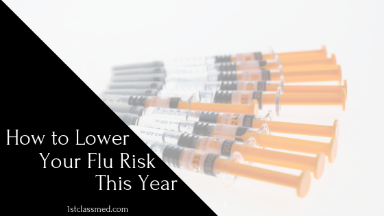How to Lower Your Flu Risk This Year