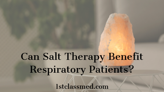 Can Salt Therapy Benefit Respiratory Patients?