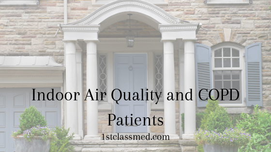 Indoor Air Quality and COPD Patients