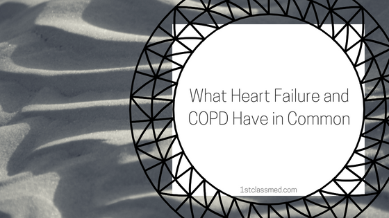 what heart failure and copd have in common