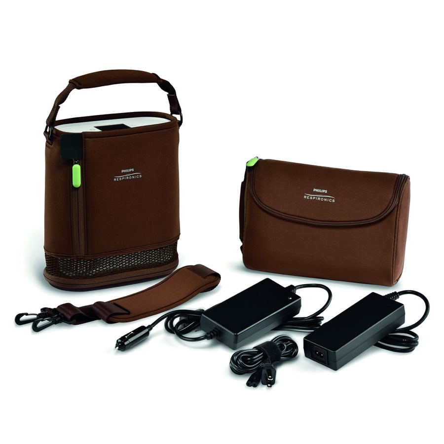 Respironics SimplyGo Mini Portable Oxygen Concentrator
