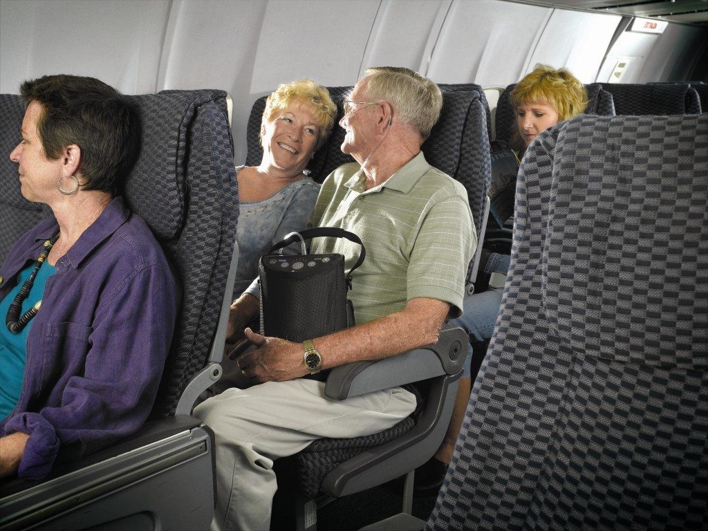 Traveling with the Invacare XPO2