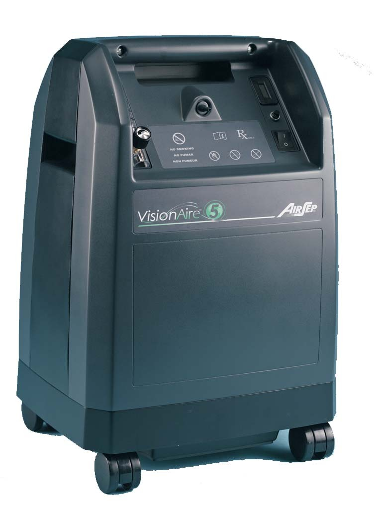 AirSep Visionaire 5 Home Oxygen Concentrator