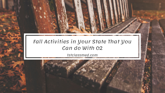 fall activities in your state that you can do with o2