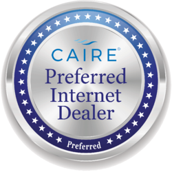 caire-badge