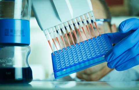 lab testing for DNA