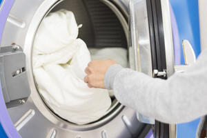 washing sheets