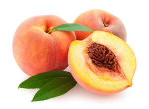 peaches for smoking cessation
