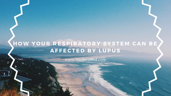 how your respiratory system can be affected by lupus