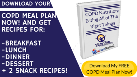 COPD Meal Plan Download