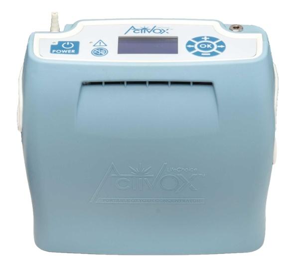 Activox 4L Control Panel