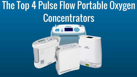 The Top 4 Pulse Flow Portable Oxygen Concentrators