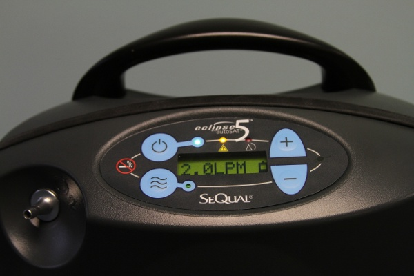 SeQual Eclipse 5 Control Panel
