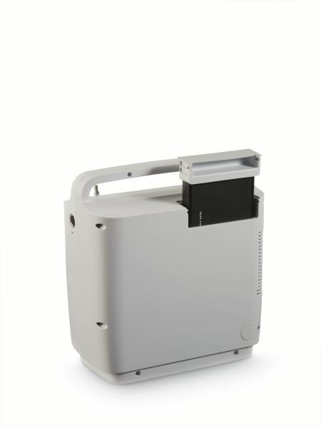 Respironics SimplyGo Battery Slot