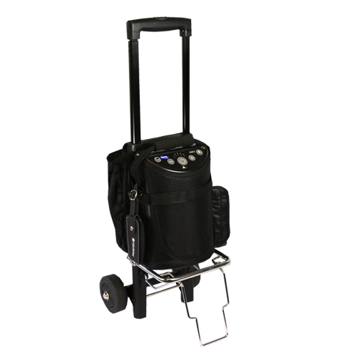 Invacare XPO2 with Travel Cart