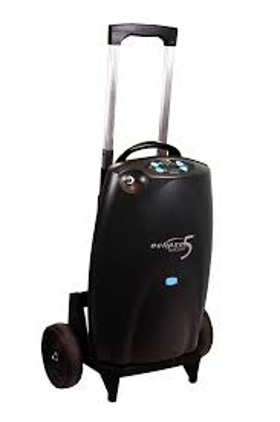 SeQual Eclipse 5 on Travel Cart
