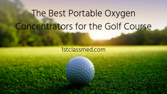 The Best Portable Oxygen Concentrators for the Golf Course