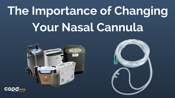 The Importance of Changing Your Nasal Cannula