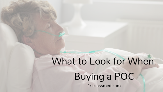 What to Look for When Buying a POC