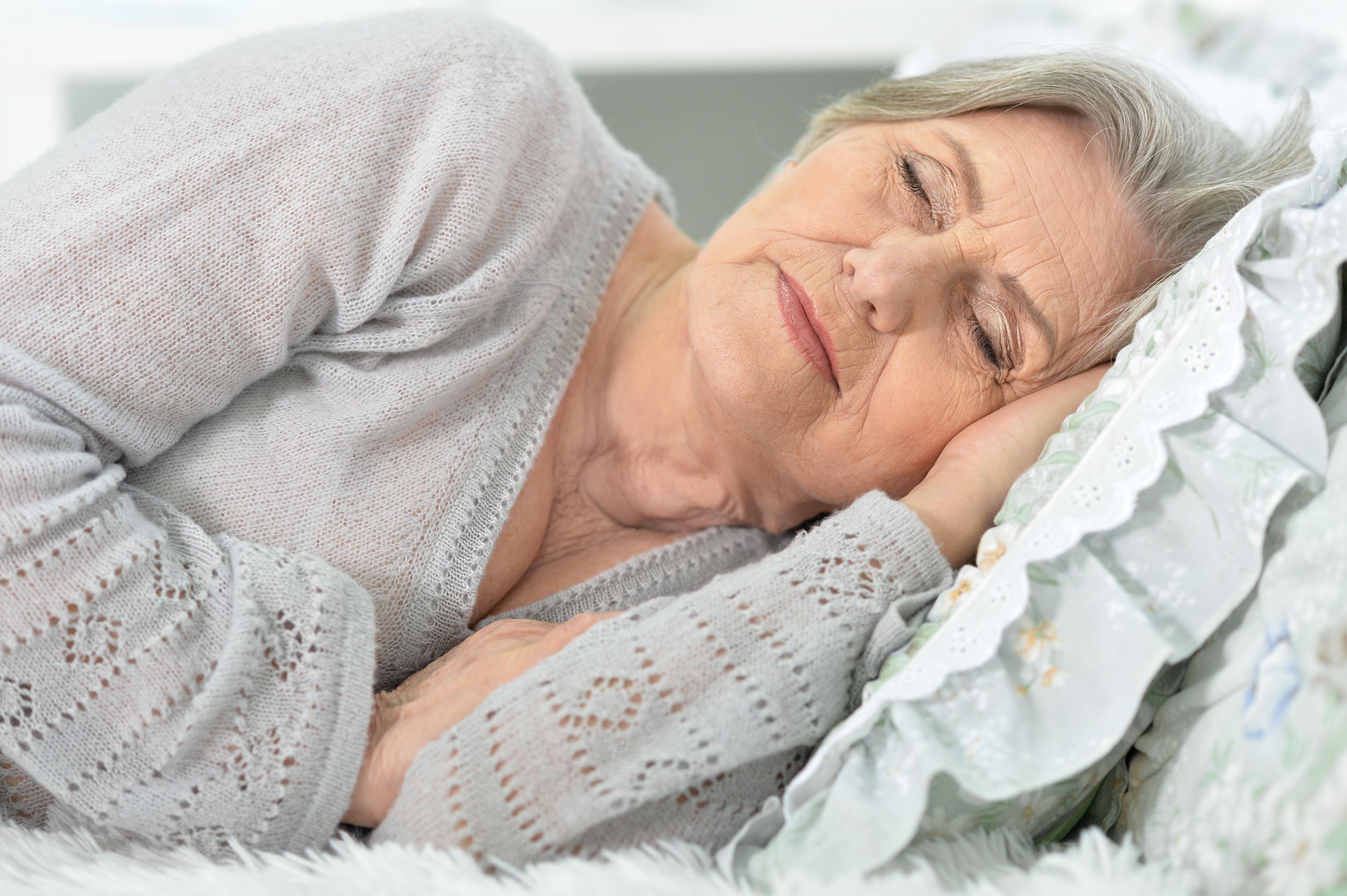 Restorative Sleep with COPD and Sleep Apnea