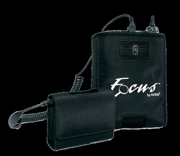 AirSep Focus w/ Battery