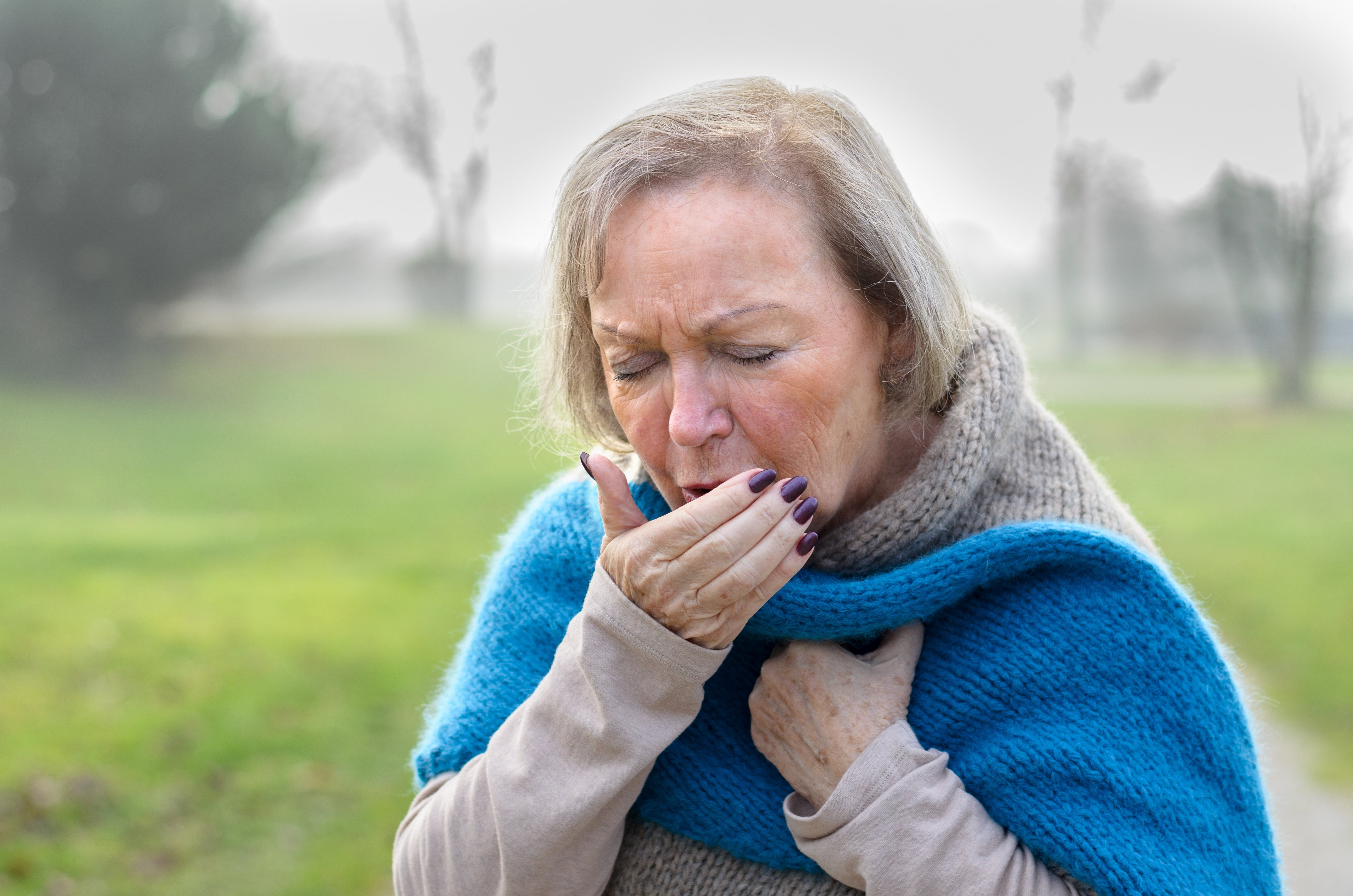15 Cough Suppressing Techniques for People with COPD