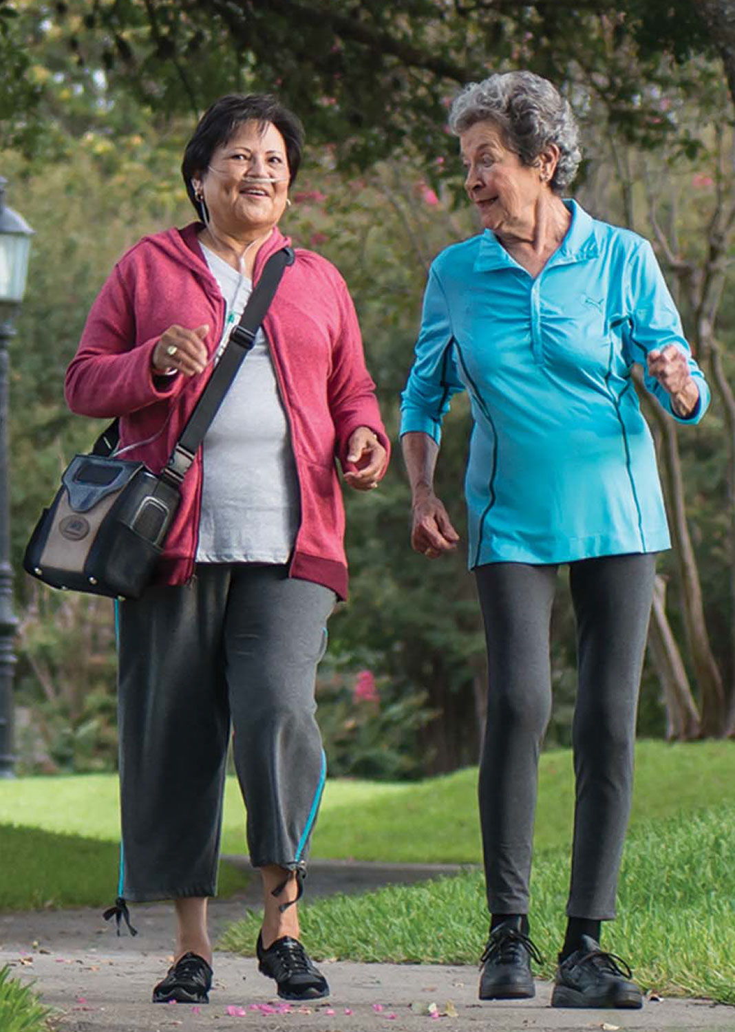 Staying Active with the LifeChoice Activox Sport